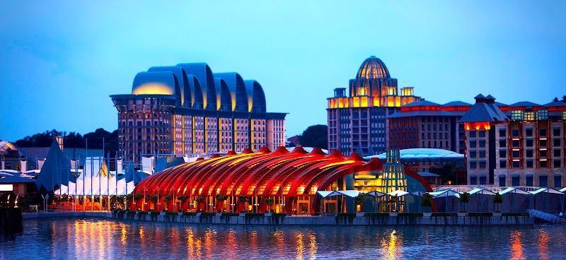 Resorts World Sentosa: фото